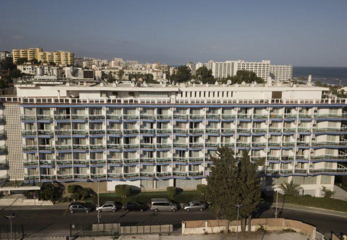 Hotel Palmasol - Aerial View 4