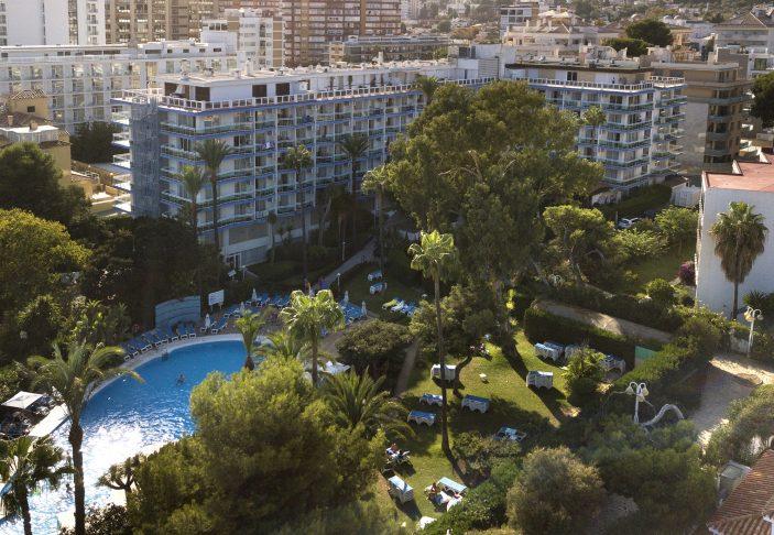 Hotel Palmasol - Aerial View 5