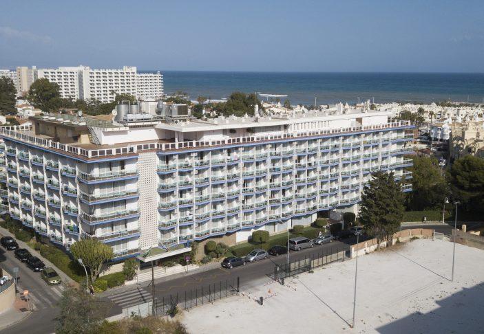 Hotel Palmasol - Aerial View 9