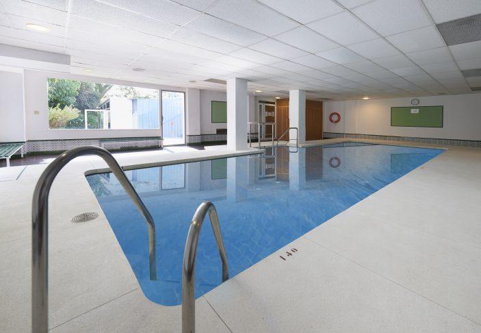 Hotel Palmasol - Inside Pool