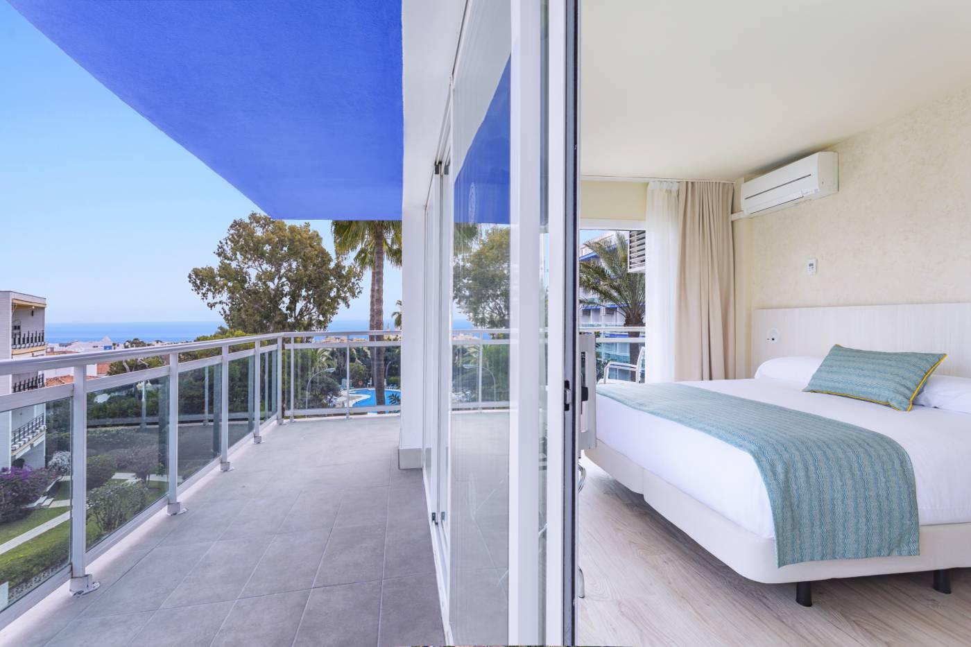 Habitación doble Superior Hotel Palmasol vista Mar