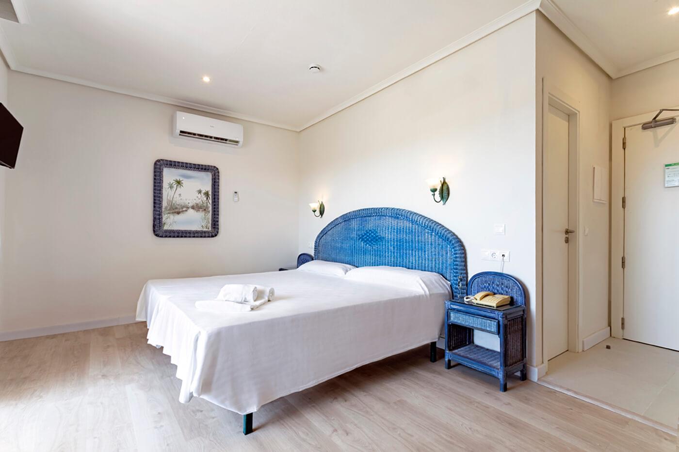 Habitación doble con Balcón Hotel Roquetas Beach