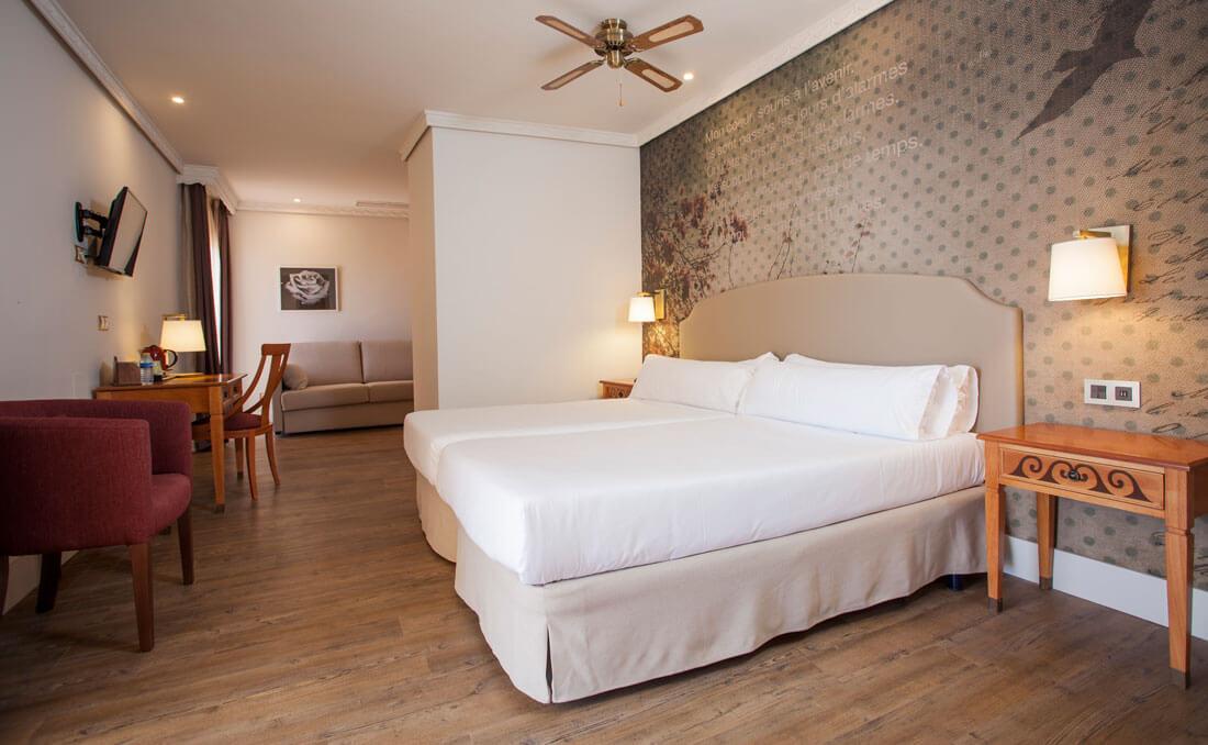 Habitación Junior Suite Hotel Fenix