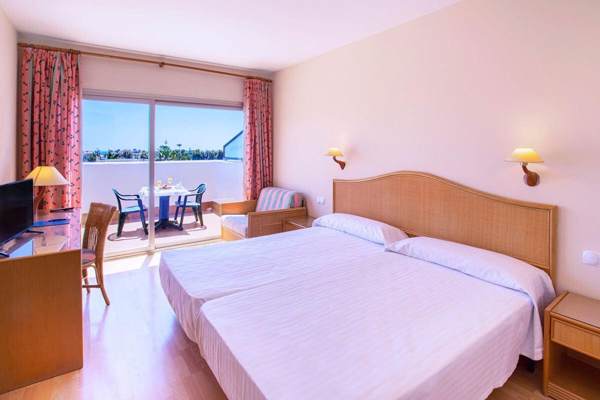 Hotel Roquetas Beach Habitación Terraza Superior