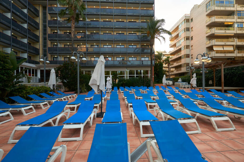 Piscine Hotel Eurosalou