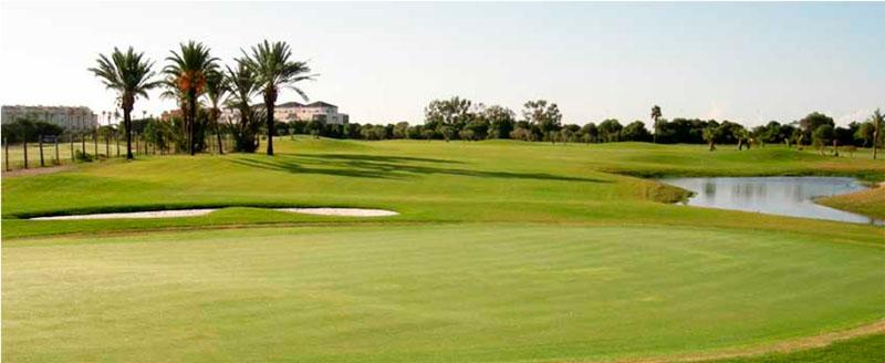 Vacaciones Golf - Playa Serena - Hoteles