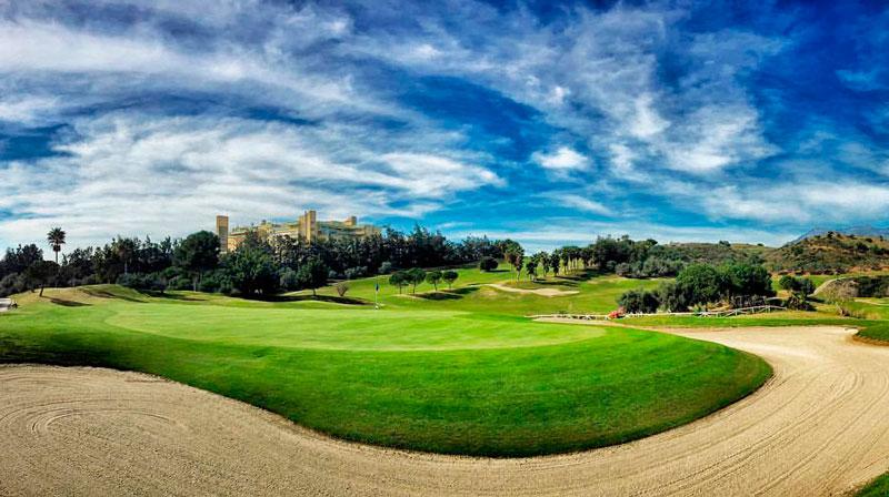 Hoteles Santa clara Golf Club